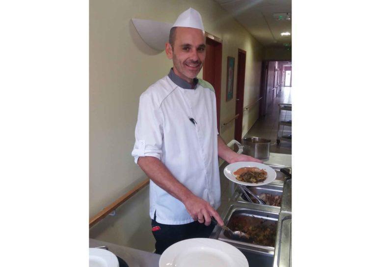 Cuisinier EHPAD Drôme
