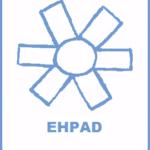 EHPAD (Etablissement Hébergeant des Personnes Agées Dépendantes) dispose de 84 logements répartis en 6 allées de 14 logements
