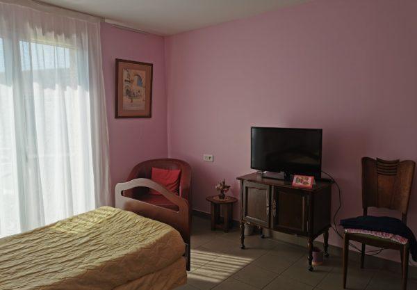 visite logement EHPAD Les Monts du Matin